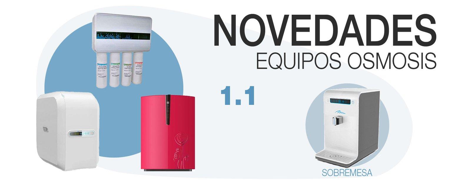 osmosis filtración agua egaraigua